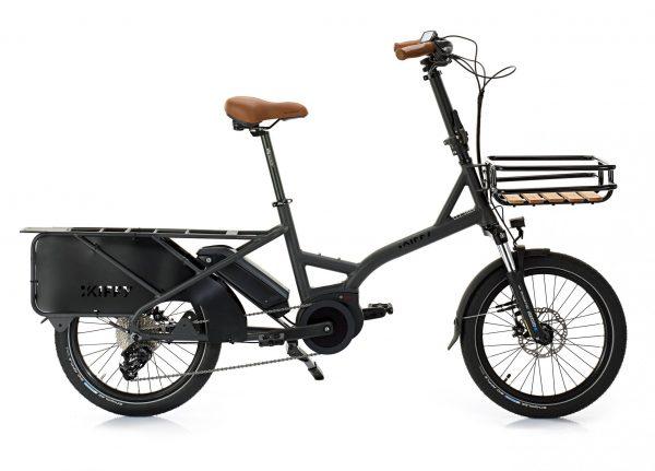 vélo cargo électrique kiffy