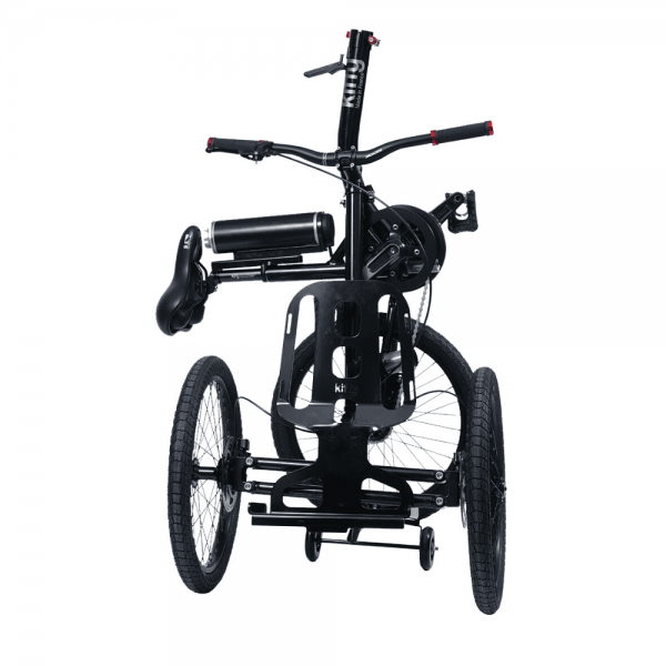 Kiffy flash tricycle démontable pliable