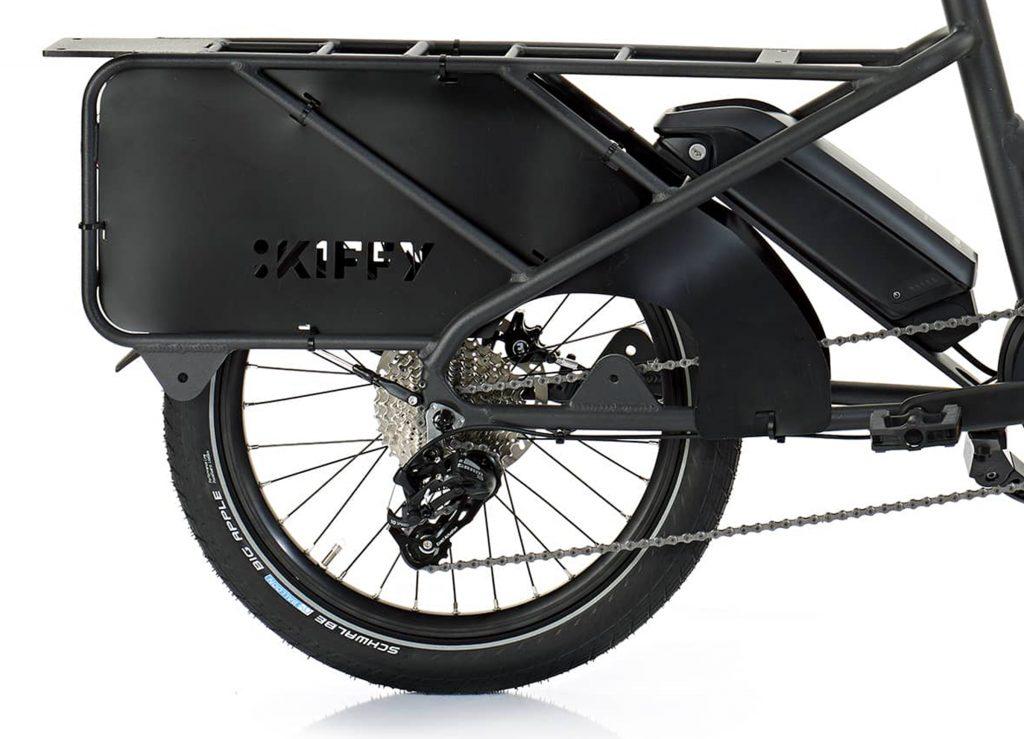 sécurité kiffy capsule vélo cargo enfant