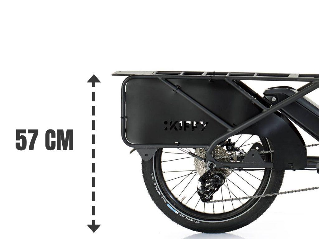 sécurité position porte bagage longtail gravité homologué