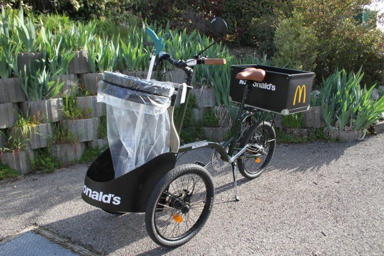 vélo cargo professionnel